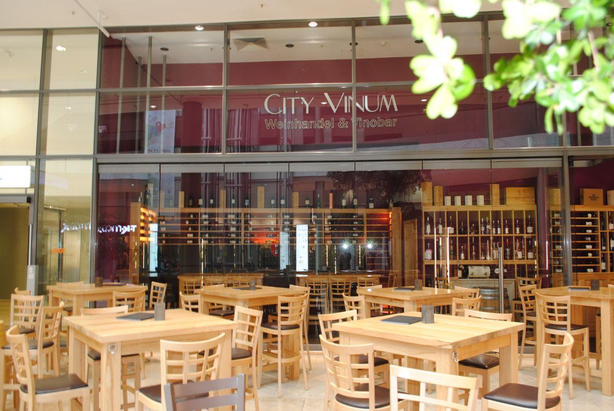 Vinum - Weinbar und Weinhandel | CityPalais Duisburg